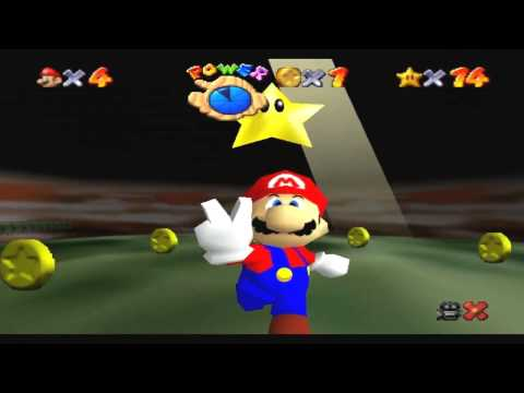 Lets Speedrun | Super Mario 64 in 19min. durchgespielt | Dual Commentary (german/deutsch)