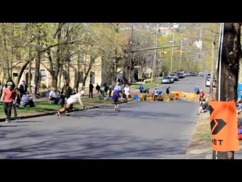 Comet Ithaca Slide Jam 2013 Part 1