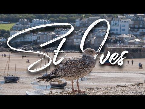 Spaziergang durch St Ives - Einer der schönsten Küstenorte in Cornwall | Vlog #119 | CORNWALL