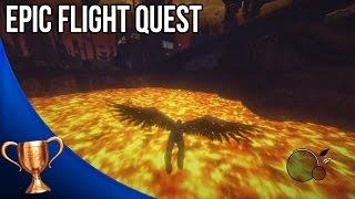 Saints Row Gat out of Hell - Epic Flight Quest Trophy/ Achievement guide