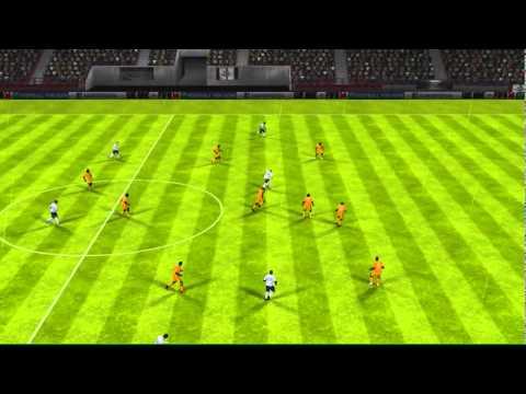 FIFA 14 iPhone/iPad - England vs. Côte d'Ivoire