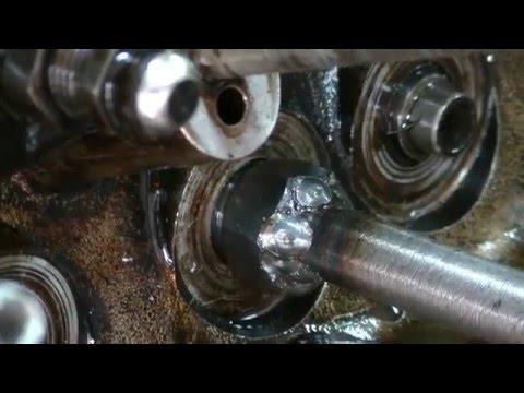 Как заменить направляющие втулки клапанов на ваз 2106