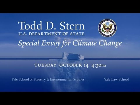 Special Envoy for Climate Change