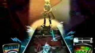 Vídeo 143 de Guitar Hero