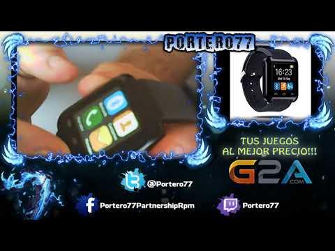 review Reloj Inteligente Bluetooth Multi-idiomas Smartwatch