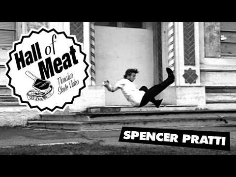 Hall Of Meat: Spencer Pratti