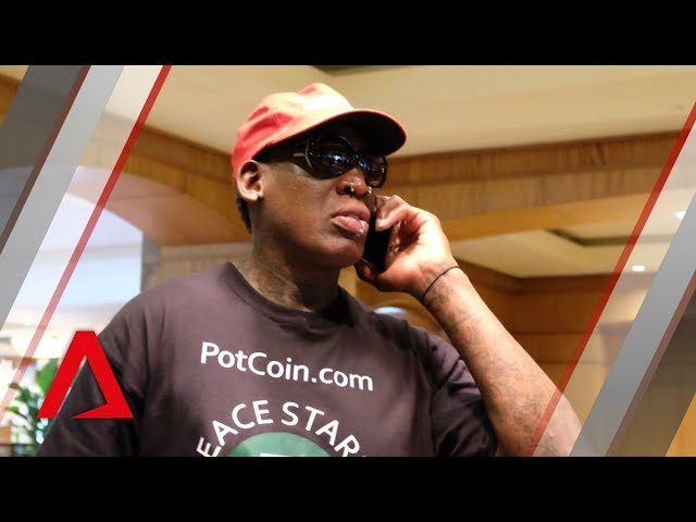 Dennis Rodman says Kim Jong Un, Donald Trump made 'good statement' at summit