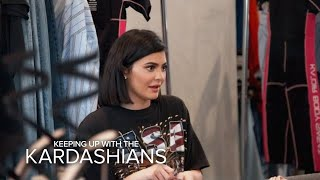 KUWTK | Kylie Jenner Feels the Pressure to Snap Back After Baby | E!