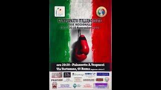 Semifinali Fase regionale CR Lazio Assoluti 2018
