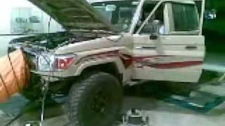 Land Cruiser Turbo