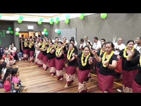 Heritage Park Ward - Samoan Dance Part 2