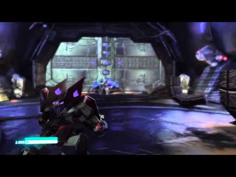 Transformers Fall of Cybertron Campaign Gameplay Part 23 - Your Defense is my Offence