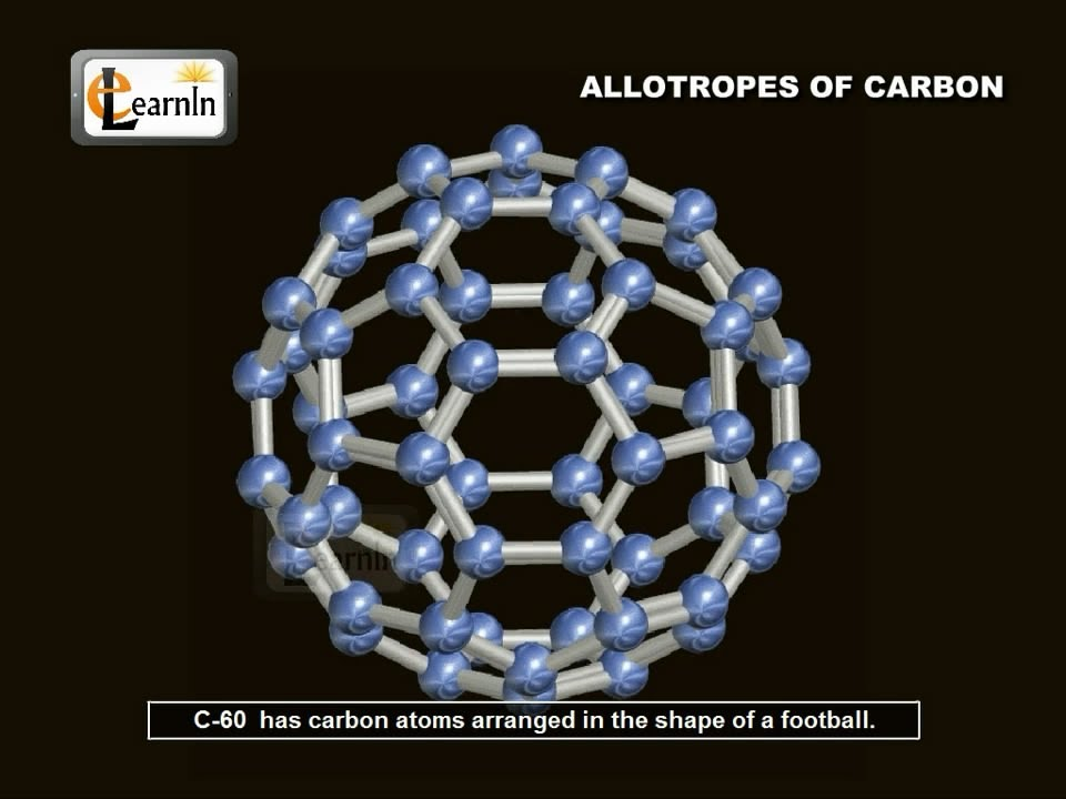 Allotropes Of Carbon Youtube