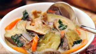 KETO RECIPES (2020) - All Vegetable Thai Green Curry