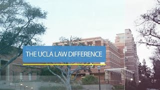 The UCLA Law Difference