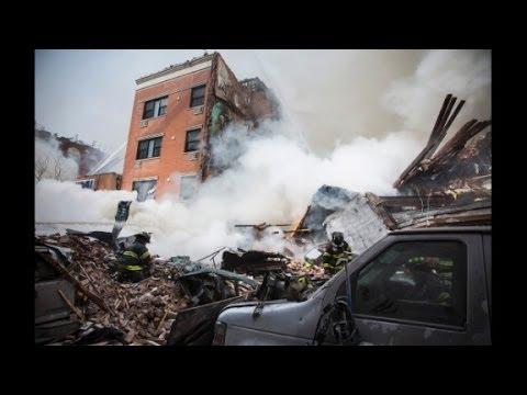 Mayor: 3 dead, 10 unaccounted for in explosion