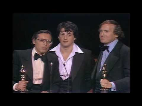 """Rocky"" winning the Best Picture Oscar®"