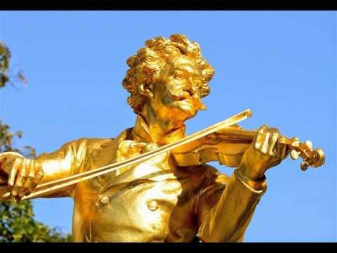 Штраус Иоганн (сын) - Blue Danube Waltz