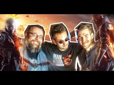 BATTLEFIELD 1 DUBBING PL | Próbki Nagraniowe Trybu Multiplayer | ROCK & ROJO & IZAK