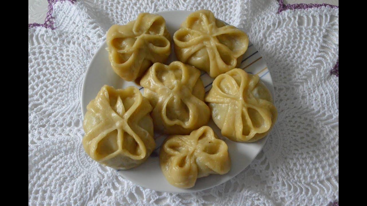 Тесто на манты узбекские рецепт пошагово в