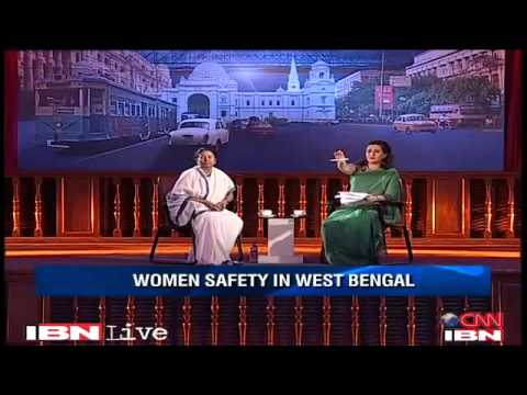 Watch  Mamata Banerjee's stormy interaction with students