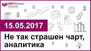 Не так страшен чарт, аналитика - 15.05.2017; 16:00 (мск)