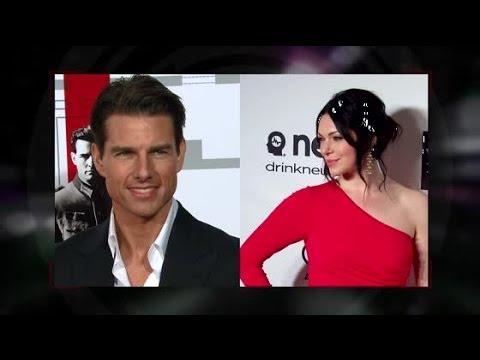 Tom Cruise & Laura Prepon Rumored To Be Dating | Splash News TV | Splash News TV