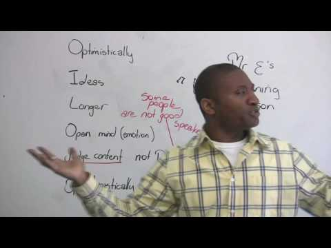 Learn English – How to Listen and Understand