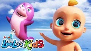 Baby Shark - LooLoo Kids Nursery Rhymes for Kids