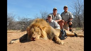 Outdoor Quest TV, Lion hunting in South Africa