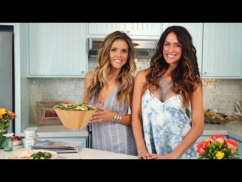 Welcome To The Tone It Up Kitchen! Healthy Bites For The Bikini Series! video