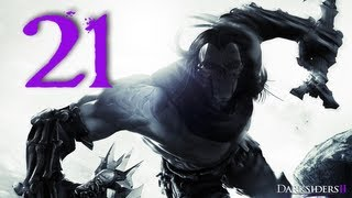 Darksiders 2 Walkthrough / Gameplay Part 21 - Feeding the Possessed