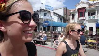 Universal Studios Vacation September 2016: Day 2, Pt 3 - Diagon Alley
