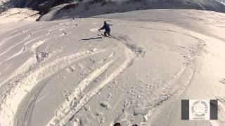 Freeride day in Monesi - HD