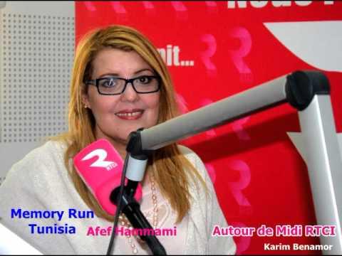 MOMERY RAIN TUNISIA sur RTCI