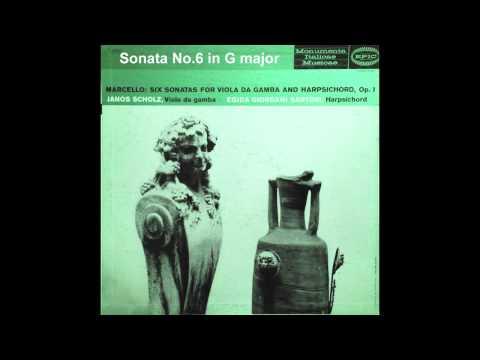 Бенедетто Марчелло - Соната No6