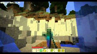 Minecraft Playthrough Ep. 47 :: Giant Creeper Explanation and Demonstration