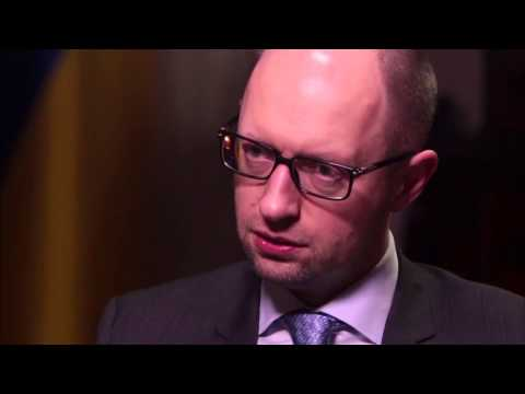 Ukraine PM: Putin intends to reinstate Soviet Union