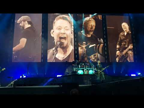 Volbeat - Last Day Under The Sun (live @ Aarhus Denmark) 2019
