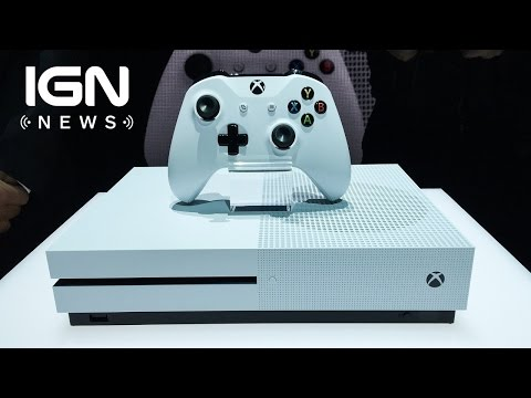 Xbox One S Release Date Revealed - IGN News