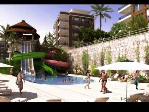 Granada Residence Alanya Kargicak Turkey - Villas Turkey - Apartments Turkey