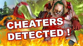 Dota 2 Cheaters: Pudge sees 'Eyes In The Forest' and other hackers!