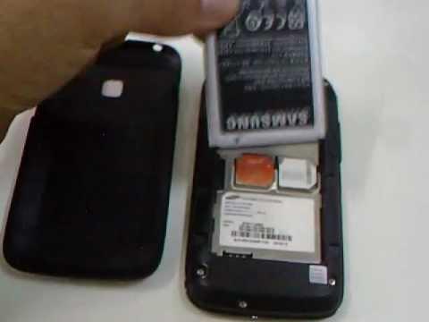 PROBLEMA Samsung Galaxy Y DUOS GT-S6102B