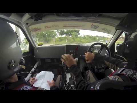 Rhett Watson & Sean Corbin Rally Barbados 2013 Luke Hill to Pickerings