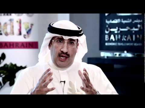 Davos 2011 - H.E. Sheikh Mohammed Bin Essa Al-Khalifa, Bahrain Economic Development Board