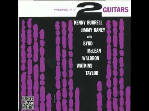 Kenny Burrell&Jimmy Raney -- Dead Heat (1957)