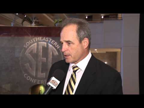 1 on 1:  Gary Pinkel on eve of SEC Championship Game