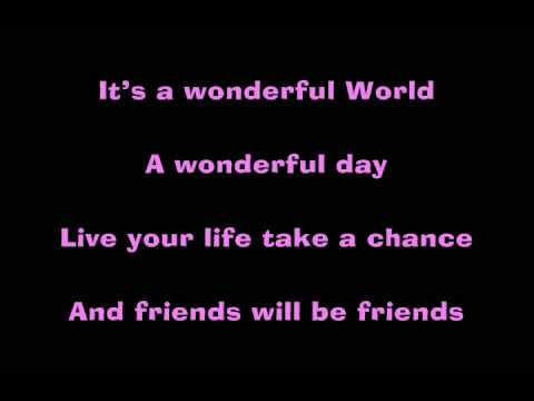 ETERNITY∞ - Wonderful World