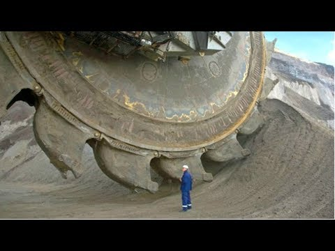 5 Biggest Machine Vehicle In World With Footage