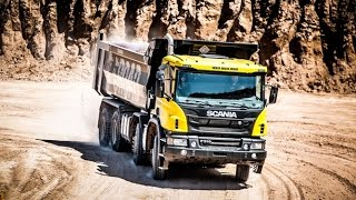 Scania Argentina | Test Drive Off-Road